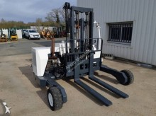 Transmanut lorry mounted forklift