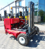 Moffett lorry mounted forklift