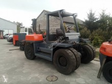 Toyota 2FD115 lorry mounted forklift