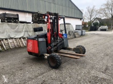 Terberg KING LIFTER KOOIAAP - BELGIUM -2.5KG lorry mounted forklift