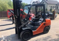 Toyota 02-8FGJF35 lorry mounted forklift