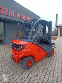 Linde H 20 D 02/600 seria 392 lorry mounted forklift
