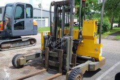 Transmanut TCD lorry mounted forklift