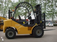 ruw-terrein heftruck Dragon Loader