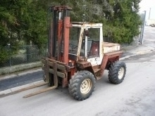 Manitou 4RE25R all-terrain forklift
