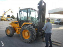 JCB all-terrain forklift