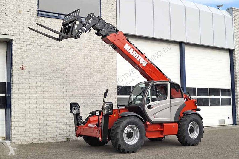 Carrello elevatore fuoristrada Manitou MT-X 1840 HIGH REACH FORKLIFT (2 units)