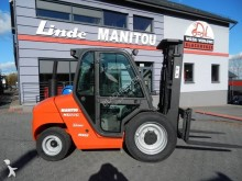 carretilla todoterreno Manitou MSI30G Side shift Triplex 3T4.3M