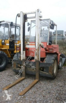 O&K A30 all-terrain forklift