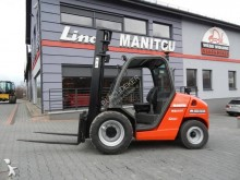 Manitou MSI30T Side shift all-terrain forklift