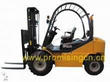 empilhador todo o terreno Dragon Loader 2.5T Rough Terrain Forklift Truck CPCD25