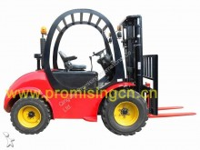 carretilla todoterreno Dragon Loader 3.0T All Terrain Forklift CPCD30