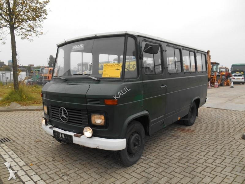 Used mercedes minibus 309d passenger bus 15 seats top for Mercedes benz 309d