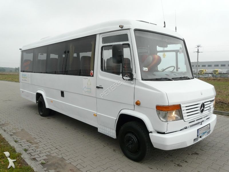 minibus mercedes 614 vario gazoil occasion n 1640545. Black Bedroom Furniture Sets. Home Design Ideas