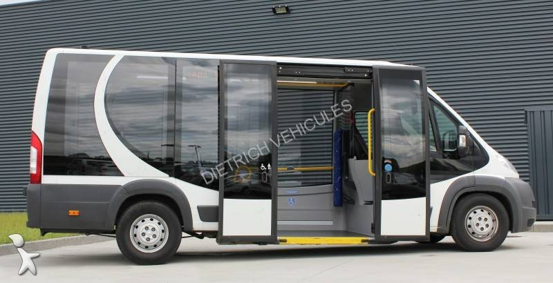 minibus fiat minibus urbain 21 places fiat ducato gazoil euro 5 occasion n 1704536. Black Bedroom Furniture Sets. Home Design Ideas