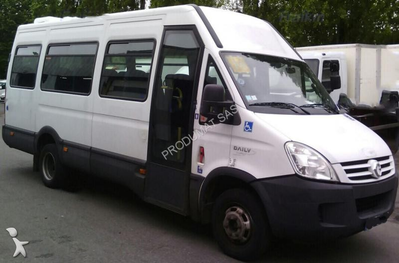 Voir les photos Autobus Iveco 50C18