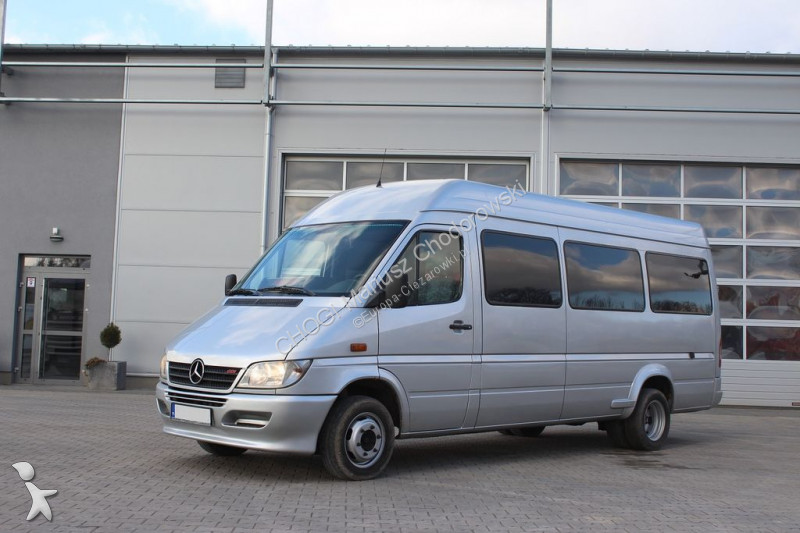 minibus mercedes sprinter 416 cdi bus gazoil occasion n. Black Bedroom Furniture Sets. Home Design Ideas