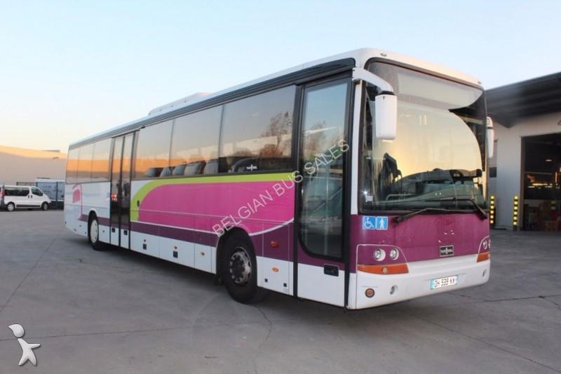 Used Van Hool intercity bus T 916 CL-Lift Diesel Euro 5 - n