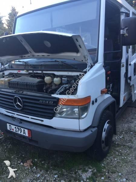 Mercedes Vario Occasion : minibus mercedes vario d814 2003 gazoil euro 3 occasion n 1881722 ~ Medecine-chirurgie-esthetiques.com Avis de Voitures