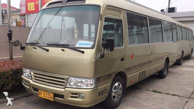 used toyota coaster city bus 29 seats diesel euro 3 n 2006780. Black Bedroom Furniture Sets. Home Design Ideas