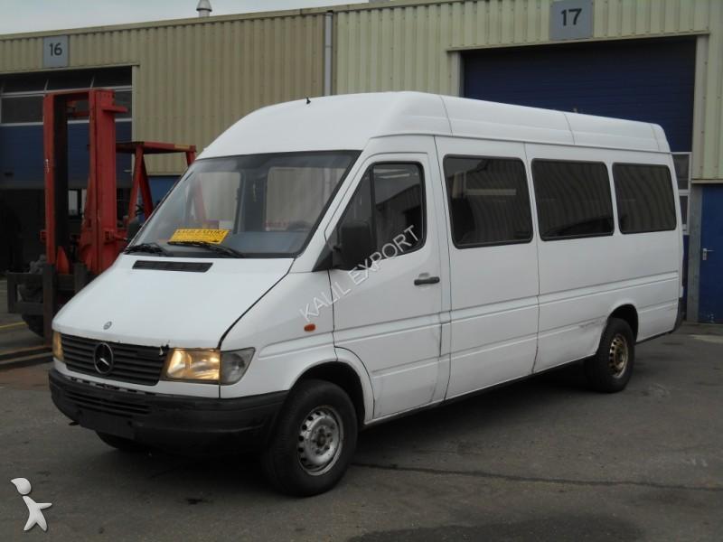 minibus mercedes 308d sprinter passenger bus 17 seats gazoil occasion n 2014658. Black Bedroom Furniture Sets. Home Design Ideas