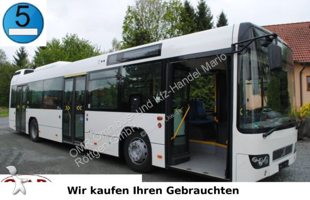 Autobus Volvo 7700 / 8700 / 415 / 530 / Lion´s City /14x vorh.