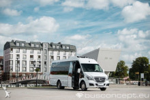 Mercedes Sprinter 519 XXL 19+1+1 Panorama