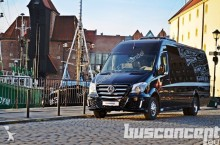 Mercedes Sprinter 519 XXL 19+1+1 Panorama Liner / Warranty