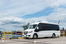 Mercedes Sprinter 519 XXL 23-places Liner