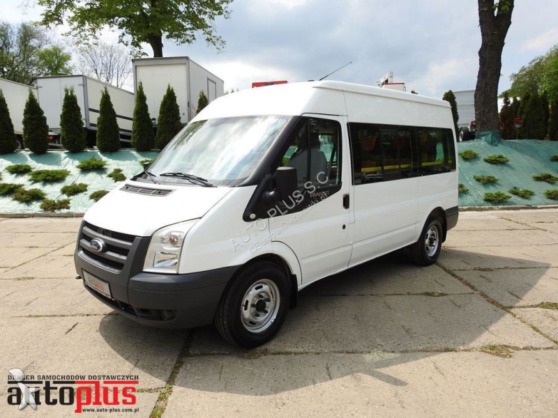 minibus ford transit gazoil occasion n 2061302. Black Bedroom Furniture Sets. Home Design Ideas