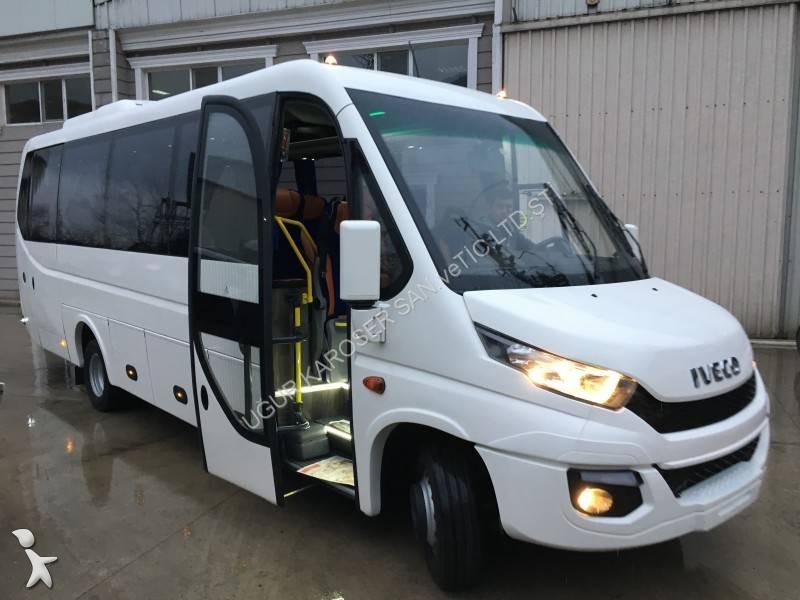 neu iveco midi bus daily iveco daily 70c18c midibus diesel. Black Bedroom Furniture Sets. Home Design Ideas