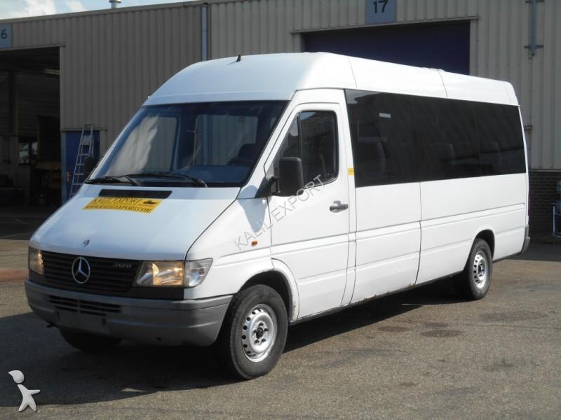 minibus mercedes 312d sprinter passenger bus 20 seats occasion n 2149229. Black Bedroom Furniture Sets. Home Design Ideas