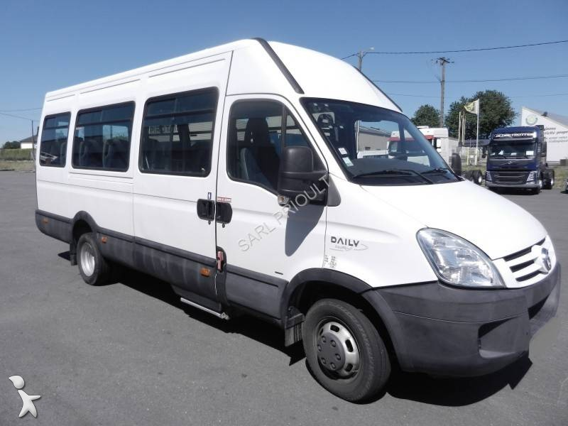 used iveco daily minibus a50c18 diesel euro 5 n 2172536. Black Bedroom Furniture Sets. Home Design Ideas