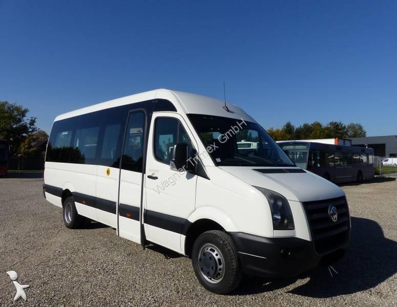 used volkswagen crafter minibus diesel euro 5 n 2266647. Black Bedroom Furniture Sets. Home Design Ideas