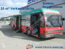 autobus DAF MobilerSortimo Verkaufsraum 25m² Wohnmobil Messe