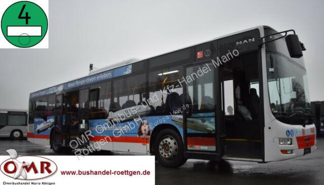 Autobus MAN A20 / Lion's City / A21 / 530 / Citaro
