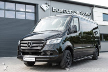 n/a MERCEDES-BENZ - Sprinter 319 Taxi +Lift / Full Car CoC M1 / Black & Silver neuf