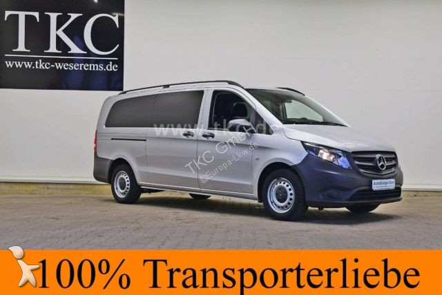 minibus mercedes vito 116 cdi tourer pro extralang 9 sitz 58t145 gazoil euro 6 occasion n 2572092. Black Bedroom Furniture Sets. Home Design Ideas
