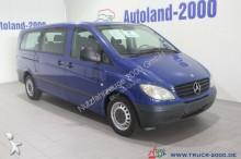 Mercedes Vito 115 CDI Extra Lang Automatik 7-Sitze Klima