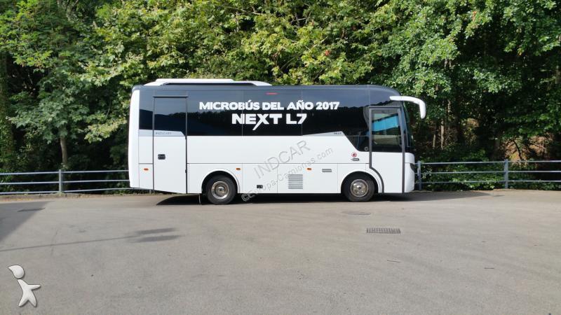 Autobús Indcar Next L7