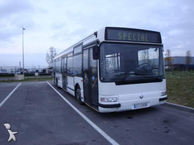 autobus renault interurbain agora gazoil euro 2 occasion n 274508. Black Bedroom Furniture Sets. Home Design Ideas
