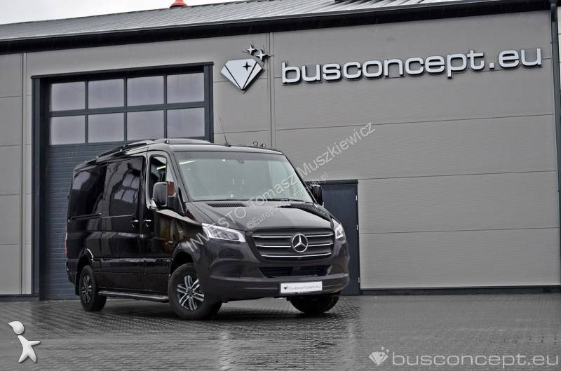 Autobus Mercedes 316 cdi aut 9pl - new model
