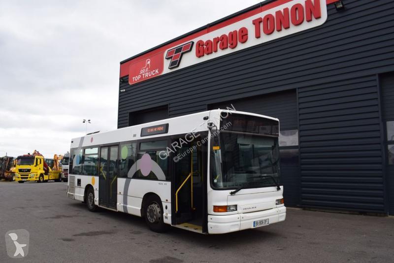 Autobus Heuliez GX 117 GX 586 H