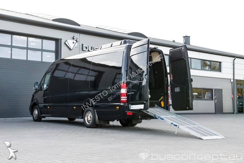 Autobus Mercedes Sprinter 519 cdi shuttle 16+1+3 wheelchairs