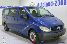 Mercedes Vito 111 CDI Lang Automatik 7 Sitze Klima 1.Hand
