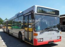 pullman Mercedes O 405 GN/KLIMA/GRÜNE PLAKETTE/53 Sitze/98 Stehpl