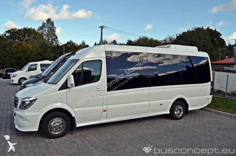Autobus Mercedes Sprinter 519 cdi 19+1+1 places