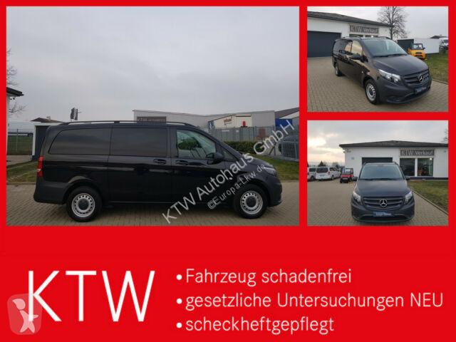 Voir les photos Véhicule utilitaire Mercedes Vito 114TourerPro,lang,2xKlima,7GTronic,Navi