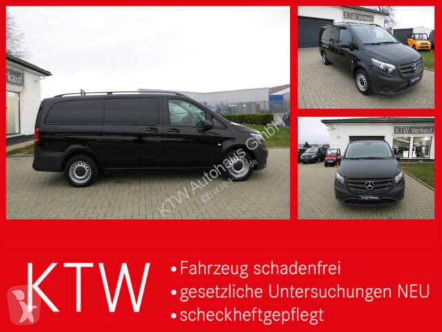 Voir les photos Autobus Mercedes Vito 114TourerPro,lang,2xKlima,7GTr,Tempomat