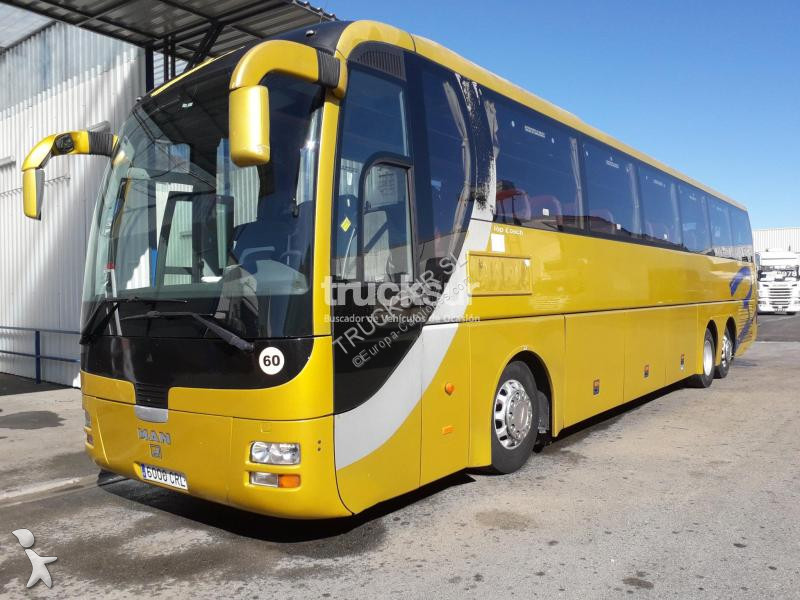 Autobús MAN LION COACH 460CV